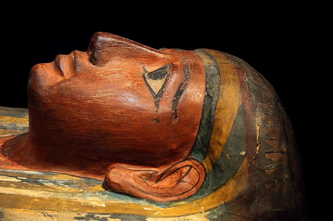 Egyptian 'Two Brothers' mummies were half-siblings