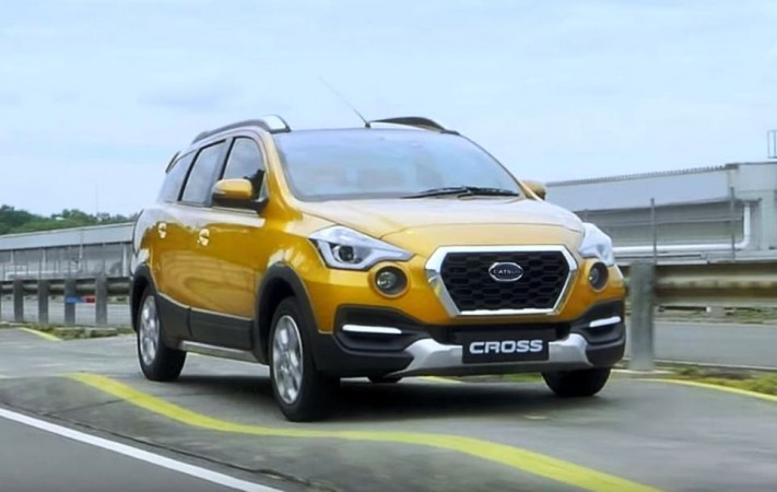 Datsun Cross Unveiled: All You Need To Know About India