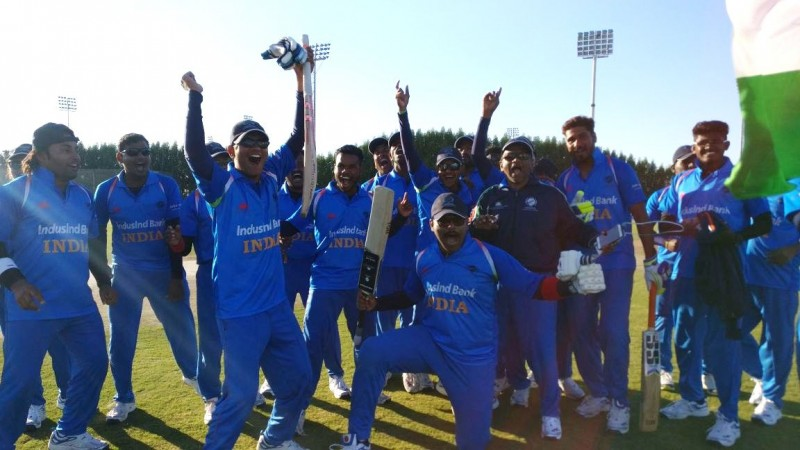 India beat Pakistan to retain title
