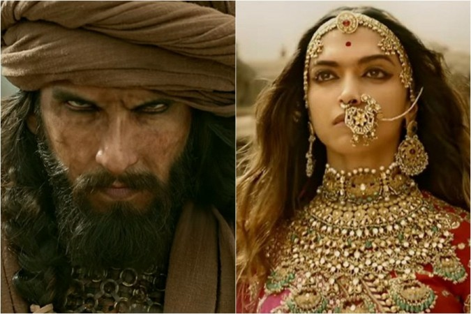 Padmaavat collects Rs. 18 Crores in the Box office Day 1