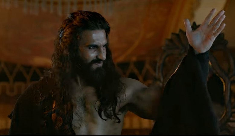 Padmaavat hits screens,except in Rajasthan and Gujarat; Ten lakh tickets sold