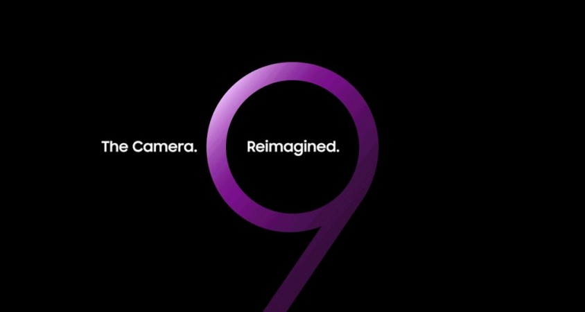 Samsung's first Galaxy S9 ads tease insane camera abilities