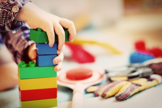 Second-hand toys may hurt kids, scientists uncover