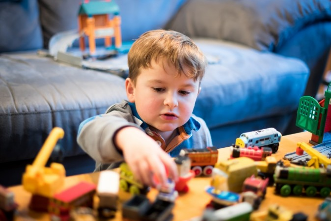 Second-Hand Toys Pose Health Hazards, Study Finds