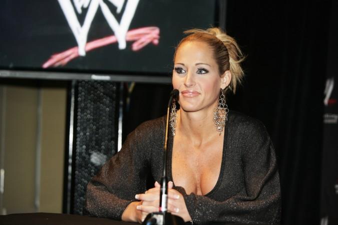 Royal Rumble 2018: Undertaker's wife Michelle McCool makes ...Michelle Mccool And Undertaker 2013