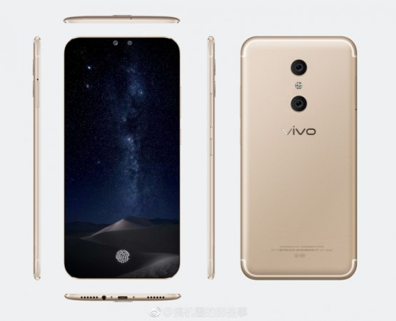 Vivo XPlay7 Launched with 10GB RAM, 512GB Internal Storage