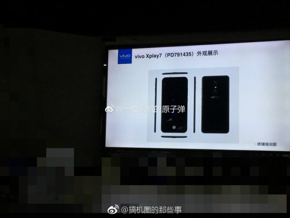 Vivo Xplay7 Apparently to Flaunt Massive 10GB RAM and 512GB Storage