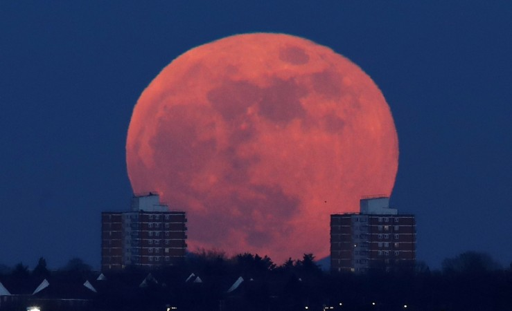 Supermoon 2018 photos