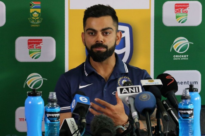 India win toss, elect to bowl against South Africa