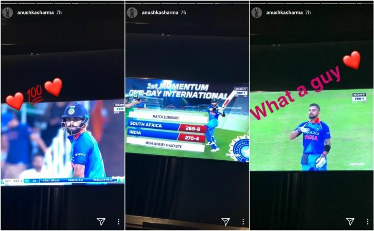 Anushka Sharma Instagram