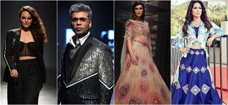 Karan Johar Fashion Show