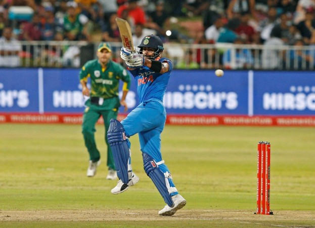 Centurion ODI: Lunch called with India needing two to win