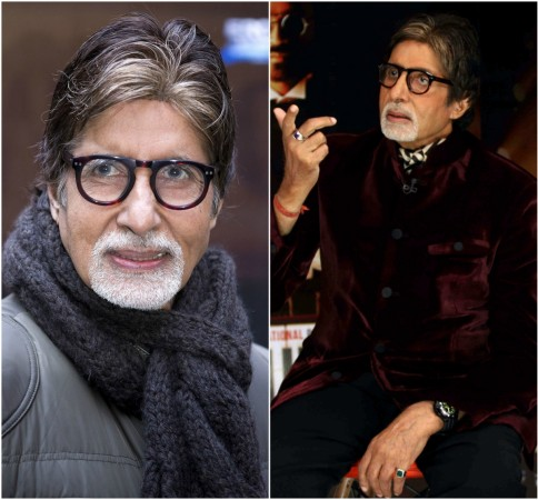 Amitabh Bachchan marks 49 years in Bollywood, recites poem he penned