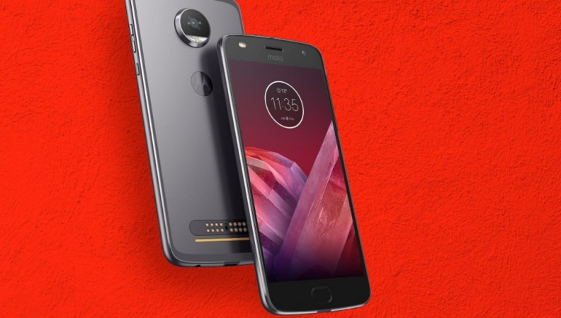 Valentine's Day 2018 special offer: Motorola Moto Z2 Play ...