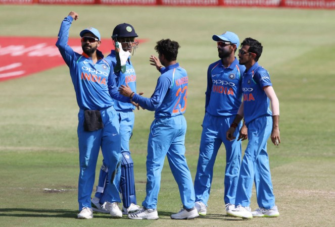 India vs South Africa, 3rd ODI, Cape Town