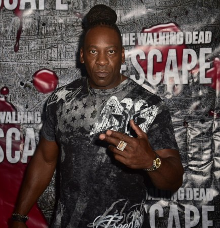Booker T Says He Will