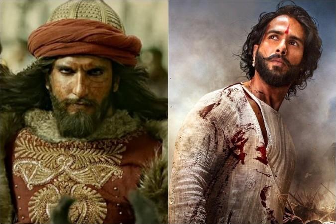 Ranveer Singh, Shahid Kapoor