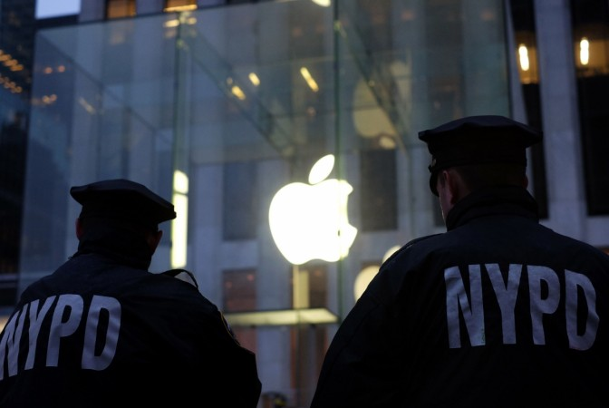NYPD officers switch to Apple iPhones, the
