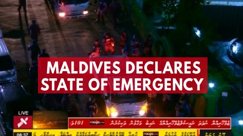 Maldives: Democracy under 'all-out assault,' warns United Nations rights chief