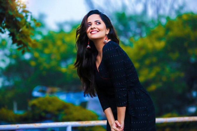 Anchor Anasuya deactivates her all social media accounts