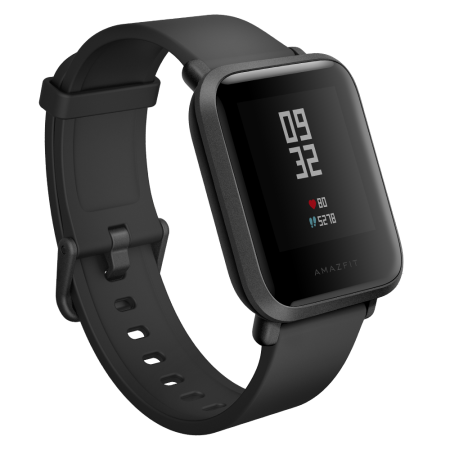 Xiaomi Launches Amazfit Bip Smartwatch With Impressive 45