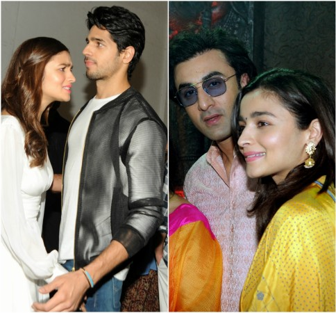 Sidharth Malhotra and Alia Bhatt's romance in 'Aashiqui 3'
