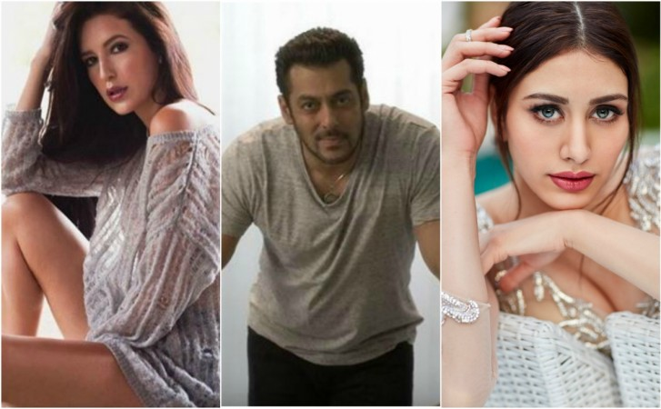 All you need to know about Salman Khan's new girl Warina Hussain