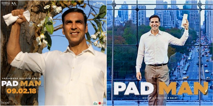 PadMan Movie Review: Akshay Kumar plays a role of Muruganantham in the movie