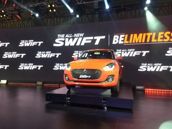 All-new Maruti Suzuki Swift