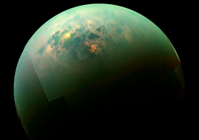 Scientists Recreate Titan's Icy Ocean To Test Outer Space Submarine