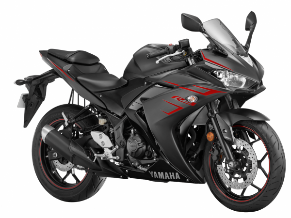 new Yamaha YZF-R3