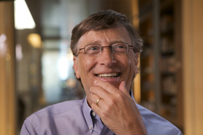 Bill Gates doesn't know how much Rice-A-Roni costs