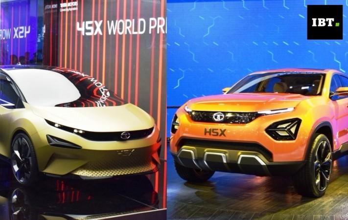 Tata H5X and 45X