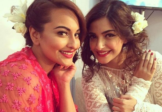 Aww, don't be silly: Sonakshi Sinha responds to Sonam Kapoor's Twitter apology