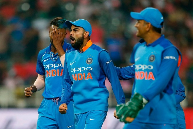 Dhoni & Kohli are rested for tri-series