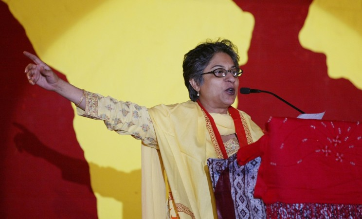 IMG ASMA JAHANGIR, Fearless Pakistani Rights Activist