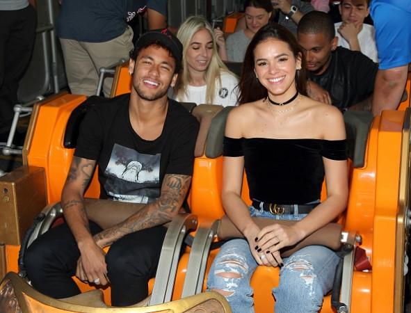 Rio Carnival 2018 photos: Neymar's girlfriend Bruna ...