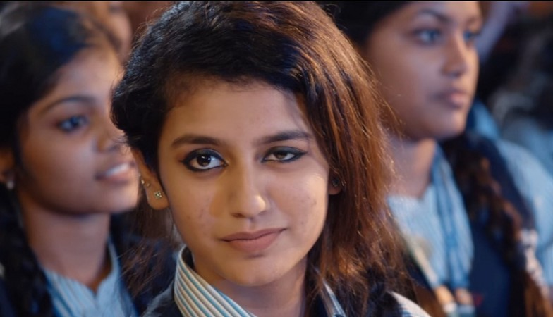 Hilarious memes on Priya Prakash Varrier