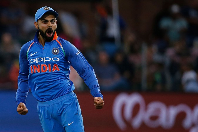 Kohli out of 3rd t20
