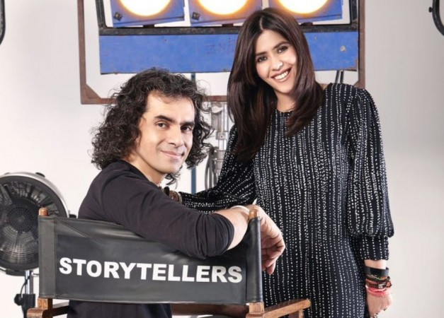 Ekta Kapoor, Imtiaz Ali team up for 'Laila Majnu'