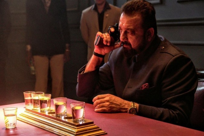 Sanjay Dutt's first look from Saheb Biwi Aur Gangster 3