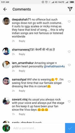 Neha Bhasin trolled