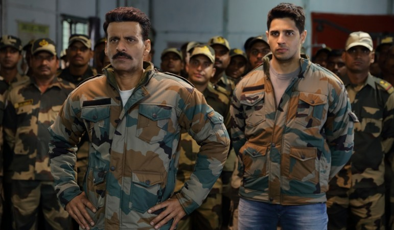 Sidharth Malhotra and Manoj Bajpayee's Aiyaary banned in Pakistan