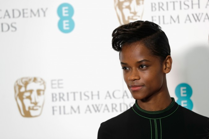 Watch Lupita Nyong'o and Letitia Wright rap about Black Panther