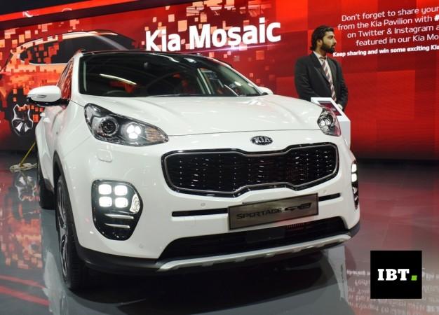 Kia motors to kick off india sales with 5 models for Kia motors latest models