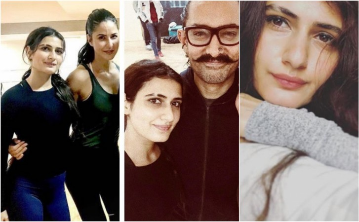 Fatima Sana Shaikh shaved her eyebrow for Thugs of Hindostan? See pics