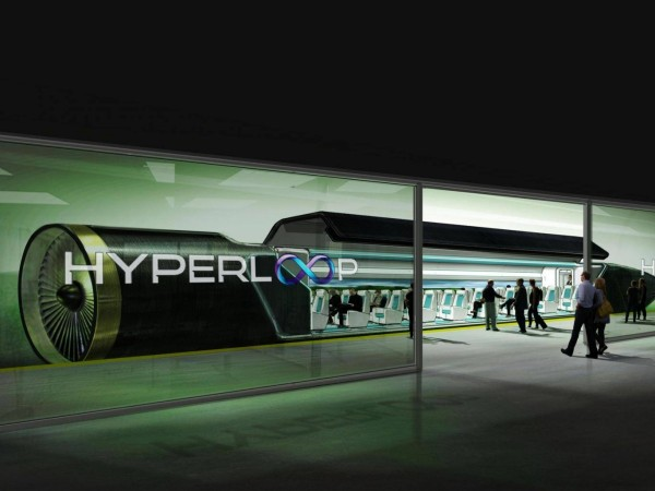 Richard Branson Unveils Hyperloop Plans for India