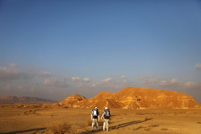 Israeli Scientists Complete Mars Habitat Mission In Negev Desert