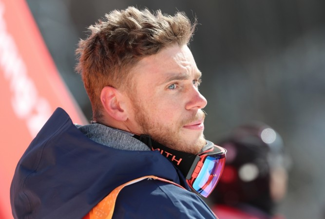 Gus Kenworthy Keeps Injuring Himself-This Time It Was His Juicy Peach