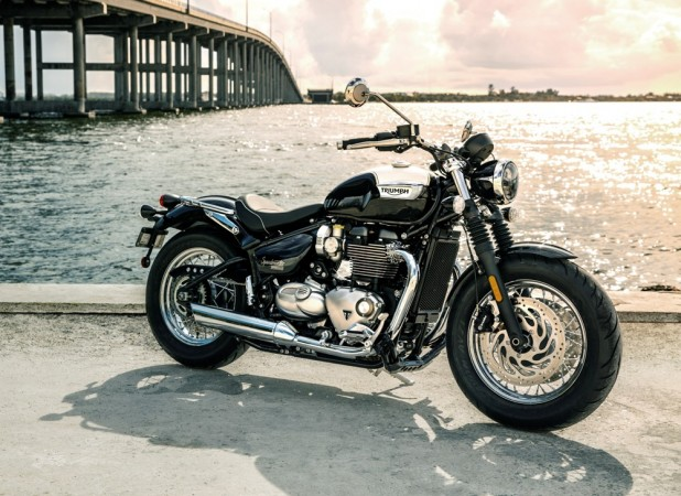 Triumph to launch the Bonneville Speedmaster soon